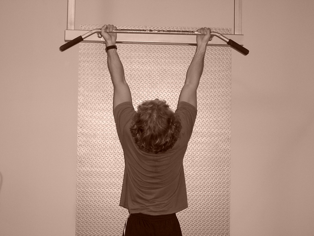 How to perform Medium Underhand Chin-ups Exercise by ...